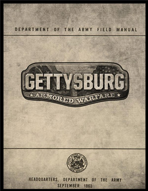 View Gettysburg: Armored Warfare Instruction Manual